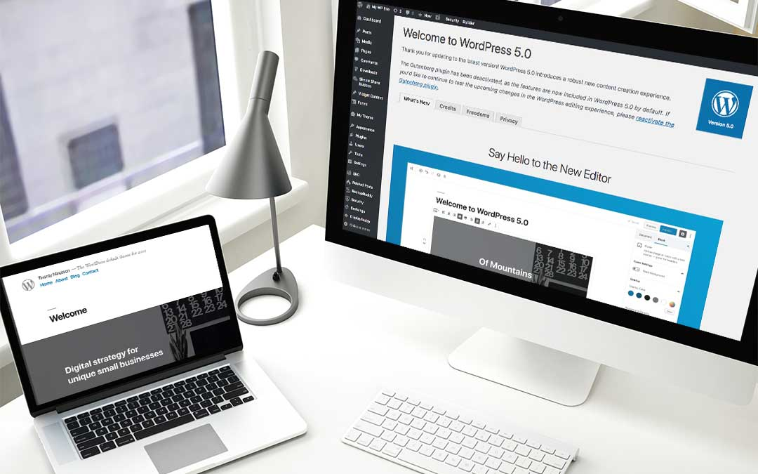 How to Safely Upgrade to WordPress 5.0