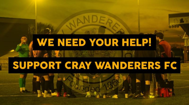 cray wanderers support