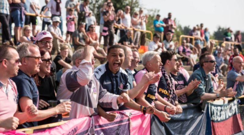 dulwich hamlet crowd