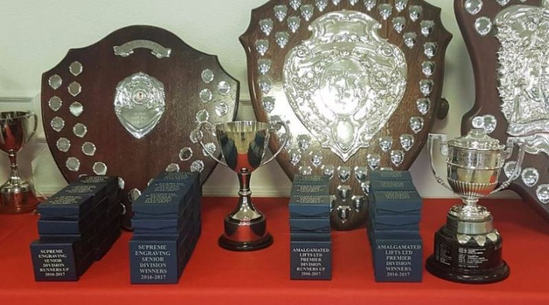 wesfa trophies