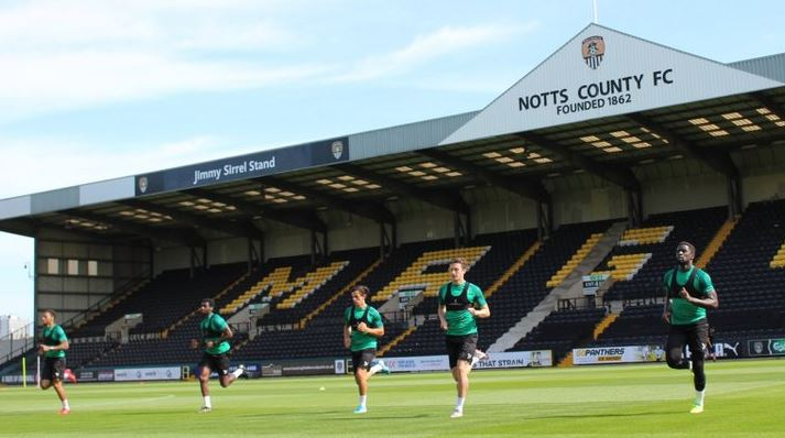 notts county national league