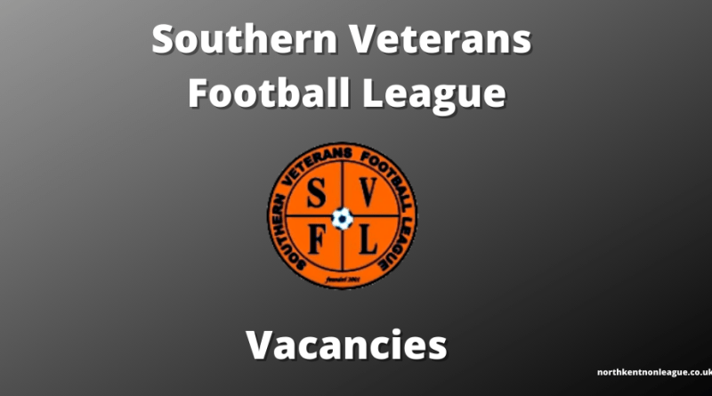 Southern Vets League veterans football north kent non league