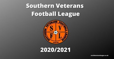 Southern Vets League 2020 2021 north kent non league