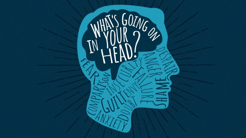 What\'s Going On In Your Head?