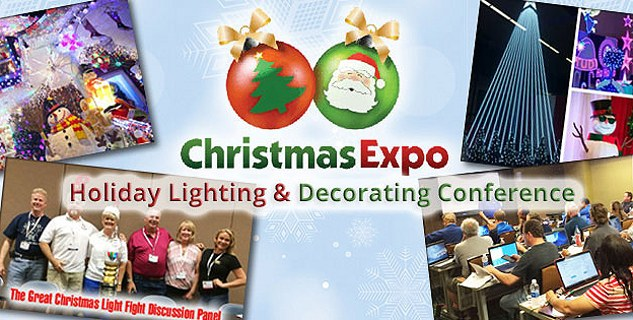 christmas expo at tuscany suites las