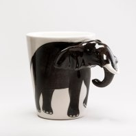 Mug - http://www.worldmarket.com/product/elephant-mug.do