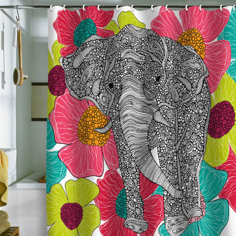 Shower Curtain - http://www.denydesigns.com/collections/valentina-ramos-shower-curtains/products/valentina-ramos-groveland-shower-curtain