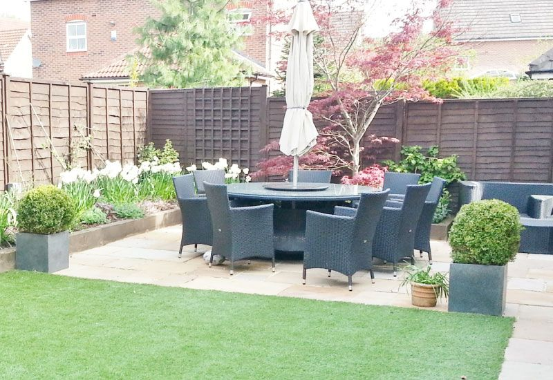 An all year round garden   Meanwood