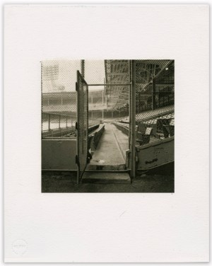 "Bill Schwab – ""Home Run Alley- Tiger Stadium, Detroit 1998"""