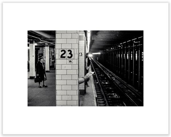"Bill Schwab – ""23rd Street Station, New York 1982"""