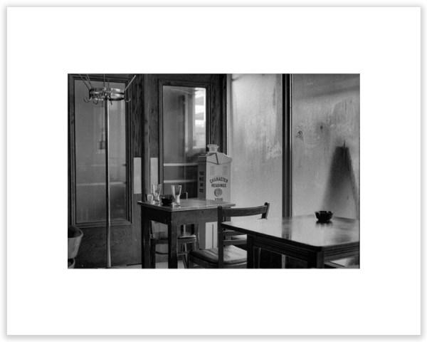 """Bill Schwab – """"Alvin's Delicatessen, Detroit 1980"""""""