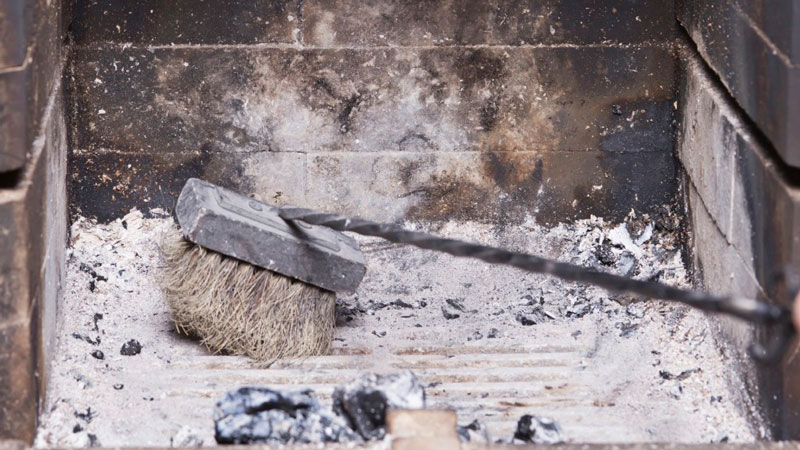 To Remove or Not to Remove Wood Ash