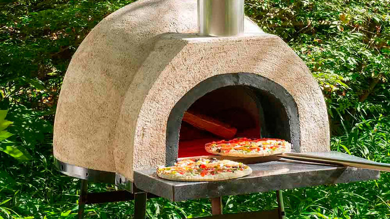 About the Rustic Wood Fired Ovens