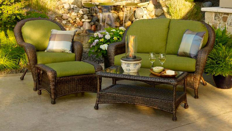 Outdoor GreatRoom Furniture