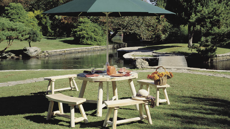 Rustic Naturals Outdoor Furniture