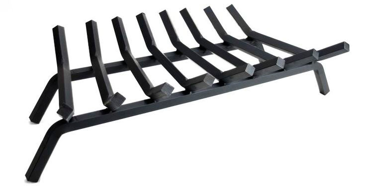 How To Choose The Right Fireplace Grate