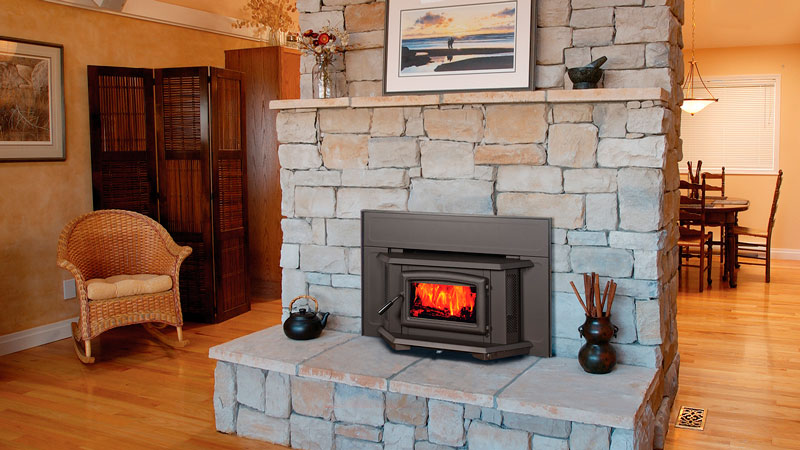 Improve Your Fireplace Efficiency