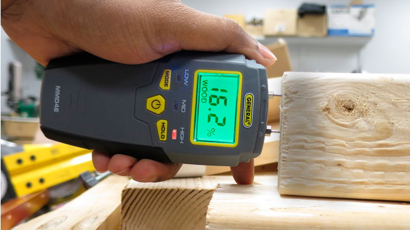 Stihl Wood Digital Moisture Meter