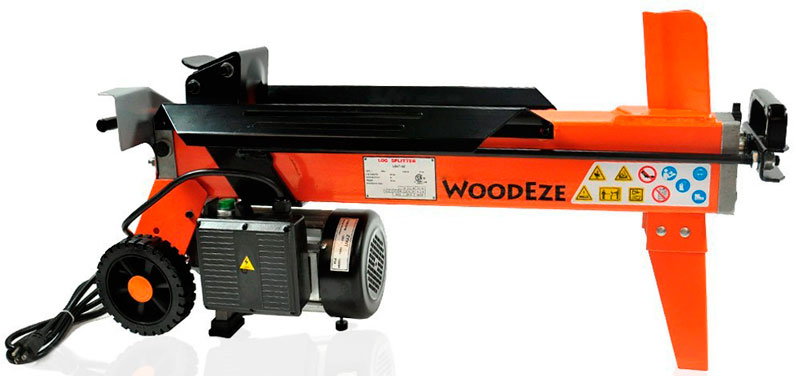WoodEze Electric 4 ton Log Splitter