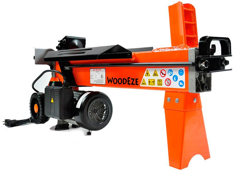 WoodEze Electric Log Splitter