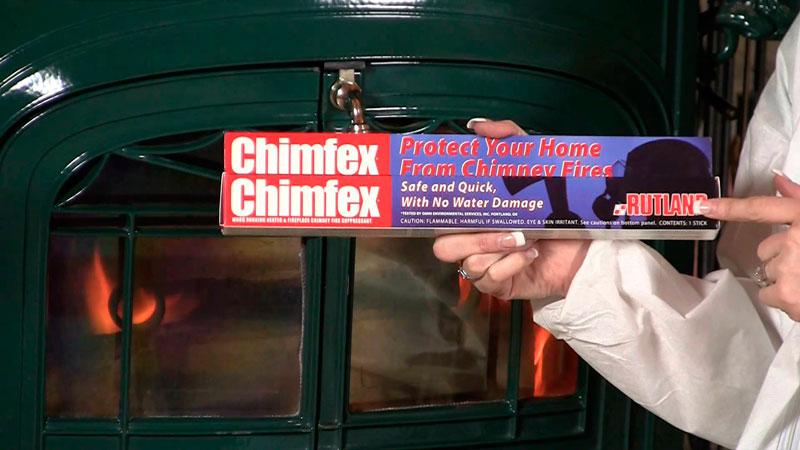 Chimfex Fire Suppressants