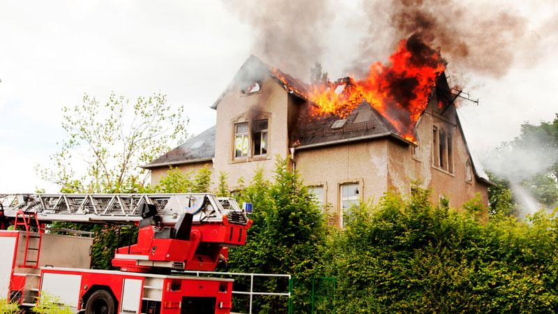 Dangers of a Chimney Fire