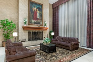 Wyndham Riverfront Little Rock Arkansas lobby