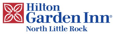 Hilton Garden Inn North Little Rock logo