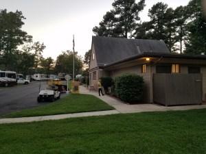 KOA Campground North Little Rock, Arkansas office
