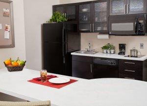Candlewood Suites North Little Rock Arkansas - kitchen