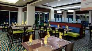 Hilton Garden Inn North Little Rock, Arkansas American Grill Restaurant