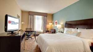 Hilton Garden Inn North Little Rock, Arkansas, king room