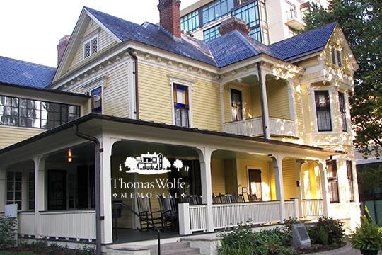 Asheville-Thomas-Wolfe-Memorial