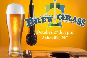 BrewGrass Festival 2018 and the Taste of Asheville