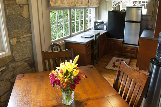 Asheville Bed and Breakfast with Business Center