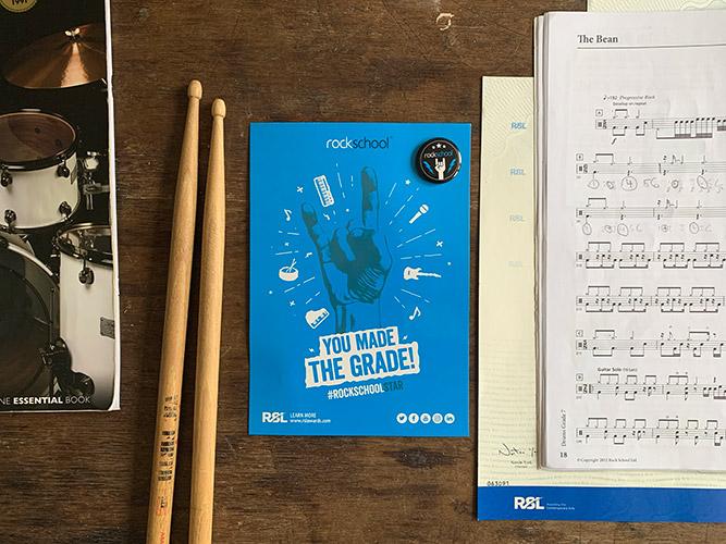 rsl drum exams
