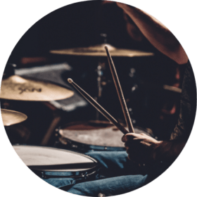 drum lessons london