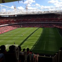 Emirates Stadium vs Napoli