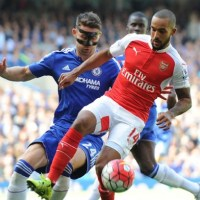 walcott playing chelsea
