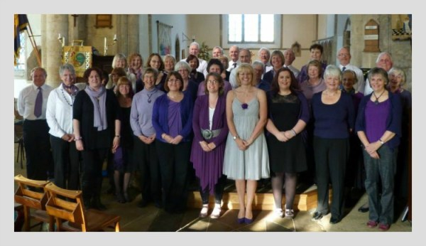 Chater Community Choir Line Up