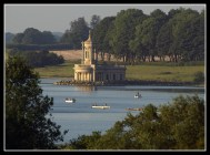 Normanton Church and Boats - photo by David J Bannister
