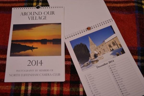 2014 Calendar Cover December