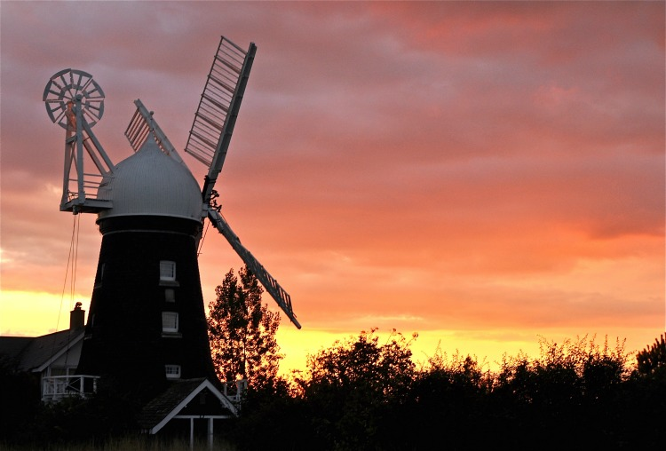 """This photo was taken by Sonia Kendal and was used for the November entry in the """"Around Our Village"""" 2014 Calendar produced by the North Luffenham Camera Club"""