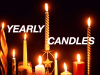 Yearly Candles