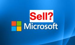 Microsoft – A Sell?