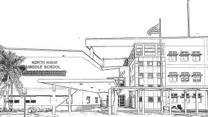 NMMS School Sketch
