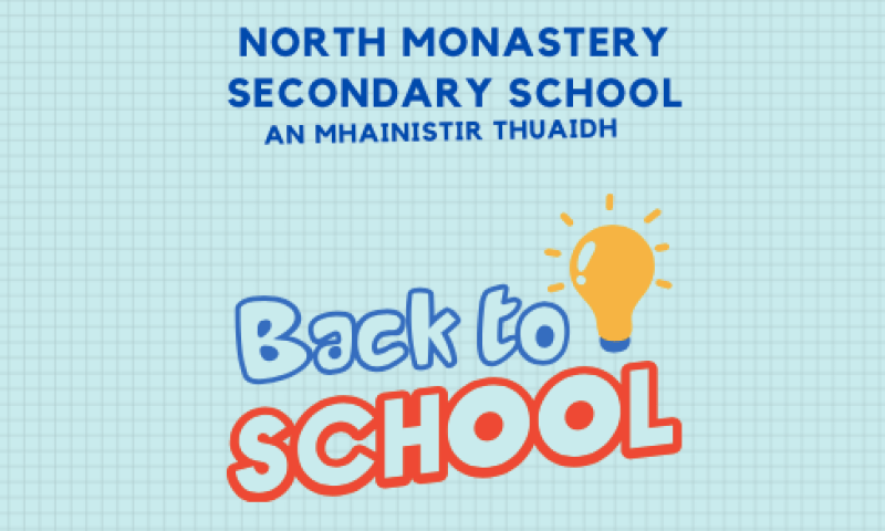 Back to School – November 2nd