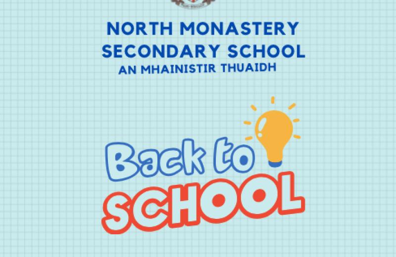 Back to School – November 2nd