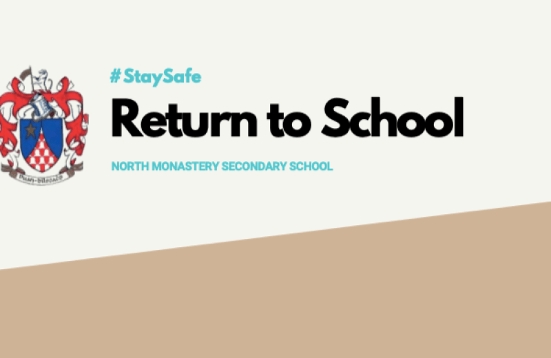 6th Year: Return To School from March 1st