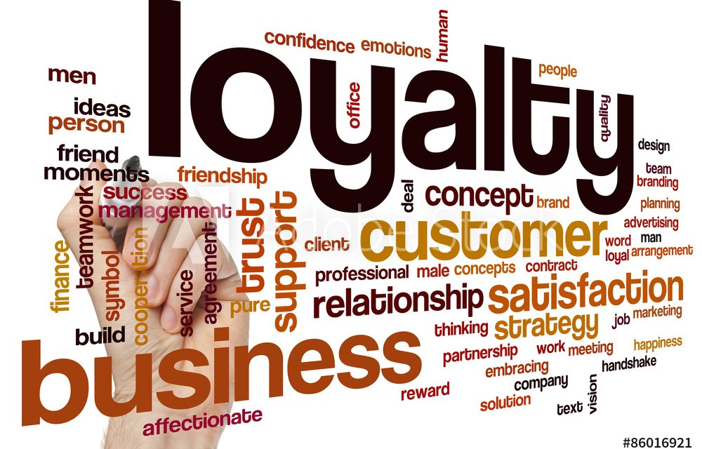 Building Loyalty The Only Way